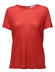 Ekua T-shirt - 40/RED