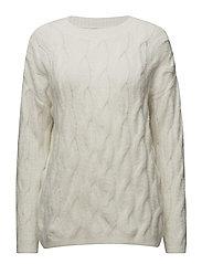 Ani knit sweater - OFF WHITE 02