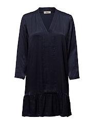 Ester dress - MIDNIGHT BLUE 56