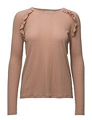 Dima blouse - CAPPUCCINO 21