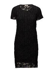 Mio slip dress - BLACK 99