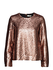 Georgia, 186 Sequins - COPPER