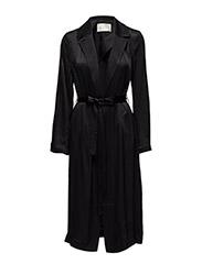 Luisa, 217 Summer Coat - BLACK