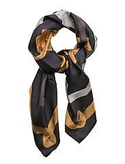 Mimi, 277 Gordian Silk Twill - GORDIAN BLACK