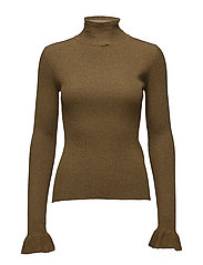 Janet, 279 Metallic Knit - FIR