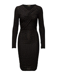 Fantastique Dress, Orions - BLACK