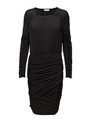 Balance Dress - BLACK