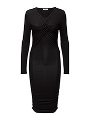 Fantastique Dress - BLACK