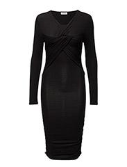 Fantastique Dress - BLACK