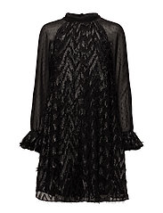 Tara, 300 Mixed Chiffon - 1911 BLACK