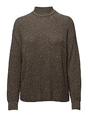 Fidan, 304 Chunky Metallic Knitwear - 1795 PINE