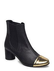 Anita, 321 Anita Boots Black - BLACK