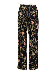 Vinnie, 330 Peach Tree Viscose - PEACH TREE BLACK