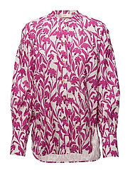 Lisa, 339 Crisp Cotton - CARNATION FUCHSIA