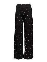 Magic, 343 Stars Knit - STARS BLACK