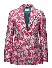 Iris, 348 Carnation Suiting - CARNATION FUCHSIA