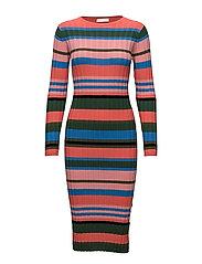 Jeanne, 345 Multi Colour Knit - MULTI COLOUR