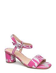 Oda, 366 Carnation Shoes - CARNATION FUCSIA