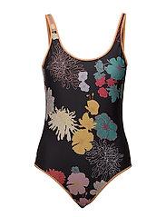 Holiday, 396 Swimwear - FLOWERS DARK