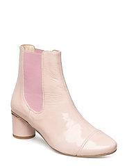 Anita, 406 Pink Patent - PEACH PINK