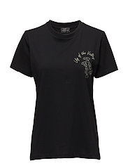 LILY-TEE - BLACK