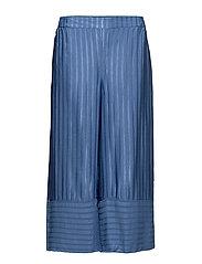 BRIGIT-CULOTTE - COBALT BLUE
