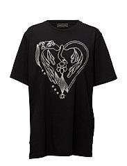 HEART-SS - BLACK
