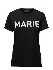 MARIE-TEE - BLACK