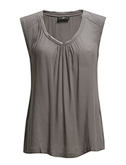 Heidi Top - 381 Abbey Grey