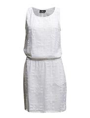 Ella Dress - 067 Ivory