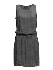 Ella Dress - 381 Abbey Grey