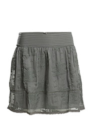 Ella Skirt - 381 Abbey Grey