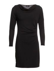 Jacinta Dress - 001 Black