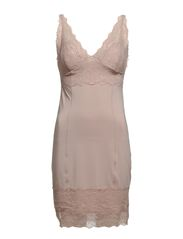 Laren Slip Dress - 058 Powder