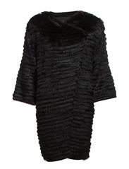 Karis Coat - 001 Black