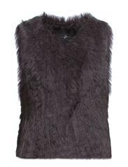 Matilda Vest Short - 015 015 Combat Grey