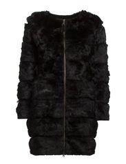 Santana Coat No.2 - 001 Black