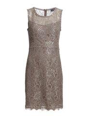 Yahaira Dress - 031 Pure Ash