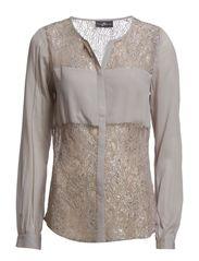 Yahaira Shirt - 031 Pure Ash