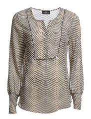 Hadley Shirt - 758 Shiny Zebra