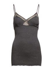 Savannah Camisole - 002 Dark Grey Melange