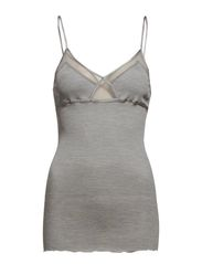 Savannah Camisole - 003 Light Grey Melange