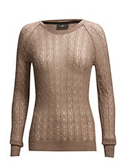 Adrianna pullover - 354 Rouge