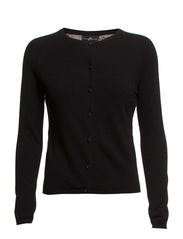 Salina Cardigan - 001 Black