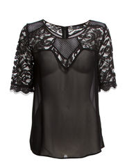 Beth Blouse - 001 Black