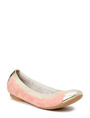 Kaysie Ballerina - Peach w. champagne