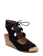 Cole Sandal - BLACK