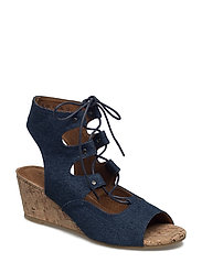 Blake Sandal - DENIM