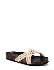 Teegan Sandal - Nude
