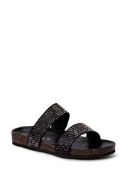 Gracie Sandal - Dark Grey